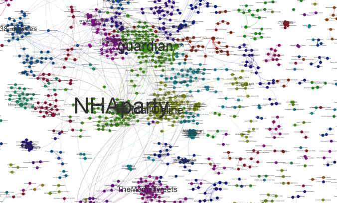 NHAParty dominates debate on NHS